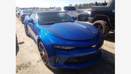 2018 Chevrolet Camaro for sale 101441280