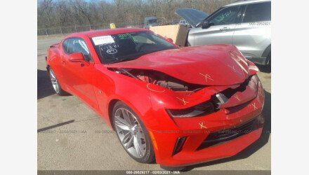 2018 Chevrolet Camaro LT Coupe for sale 101457144
