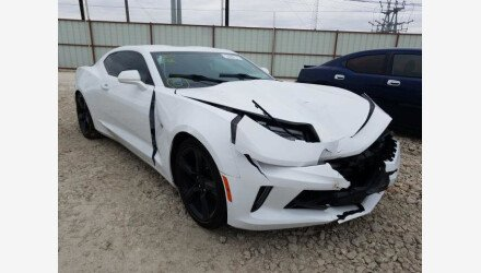 2018 Chevrolet Camaro LT Coupe for sale 101463358