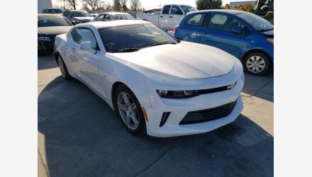2018 Chevrolet Camaro for sale 101465698