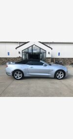2018 Chevrolet Camaro LT Convertible w/ 1LT for sale 101472445