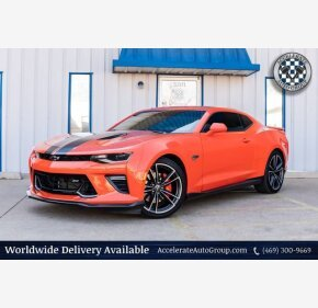 2018 Chevrolet Camaro for sale 101482192