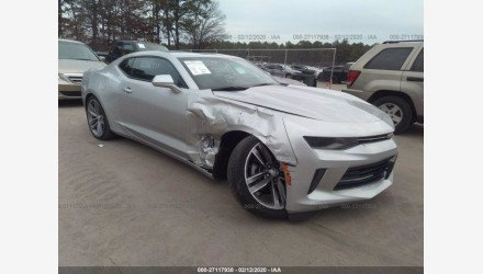 2018 Chevrolet Camaro LT Coupe for sale 101493542
