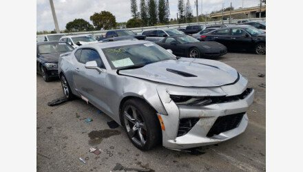 2018 Chevrolet Camaro for sale 101504690