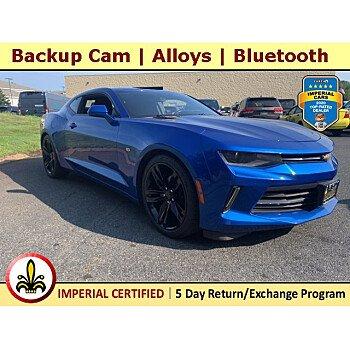 2018 Chevrolet Camaro for sale 101567837