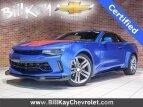 2018 Chevrolet Camaro for sale 101611207