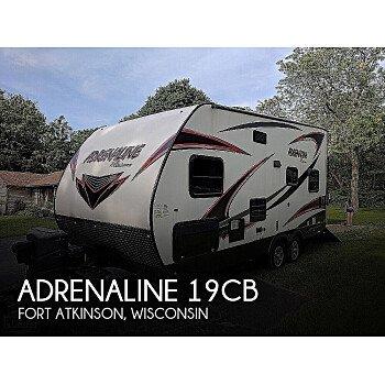 2018 Coachmen Adrenaline for sale 300191940