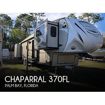 2018 Coachmen Chaparral for sale 300231718