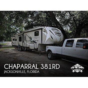 2018 Coachmen Chaparral for sale 300282461