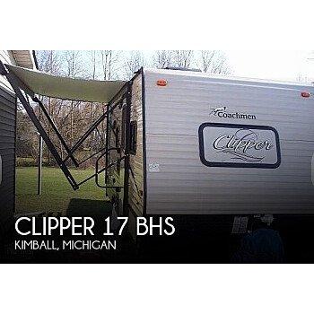 2018 Coachmen Clipper for sale 300231787