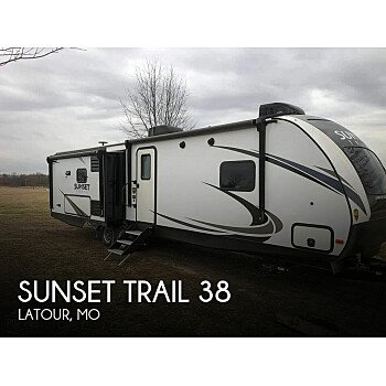 2018 Crossroads Sunset Trail for sale 300230070