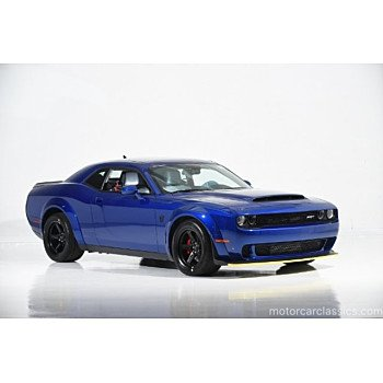 2018 Dodge Challenger SRT Demon for sale 100974394
