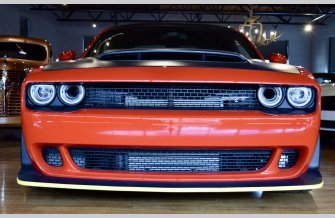 2018 Dodge Challenger SRT Demon for sale 101397482