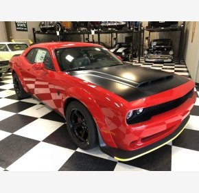2018 Dodge Challenger SRT Demon for sale 101117321