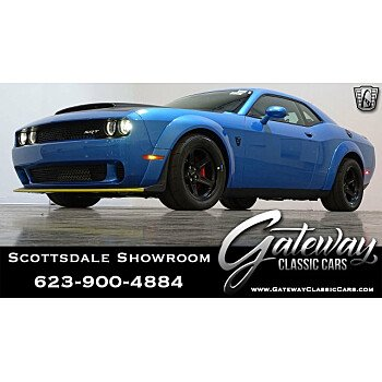 2018 Dodge Challenger SRT Demon for sale 101122510
