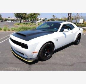 2018 Dodge Challenger SRT Demon for sale 101153962