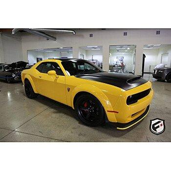 2018 Dodge Challenger SRT Demon for sale 101215665