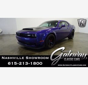 2018 Dodge Challenger SRT Demon for sale 101384112