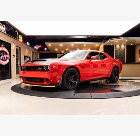 2018 Dodge Challenger SRT Demon for sale 101402167