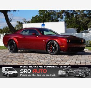 2018 Dodge Challenger SRT Hellcat for sale 101456781