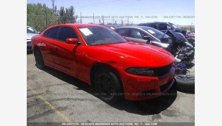2018 Dodge Charger SXT for sale 101015537