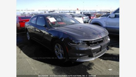 2018 Dodge Charger SXT for sale 101107694