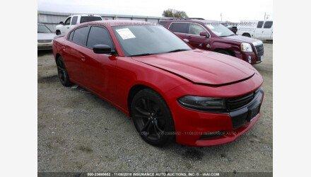 2018 Dodge Charger SXT Plus for sale 101108422