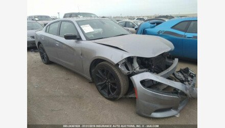 2018 Dodge Charger SXT for sale 101110489
