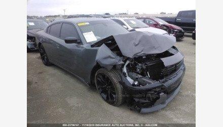 2018 Dodge Charger SXT for sale 101111245