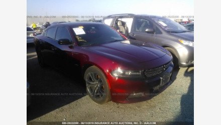 2018 Dodge Charger R/T for sale 101209080