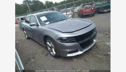 2018 Dodge Charger R/T for sale 101210569