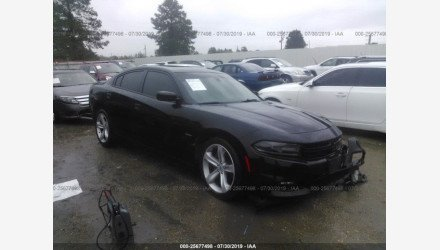 2018 Dodge Charger R/T for sale 101235945