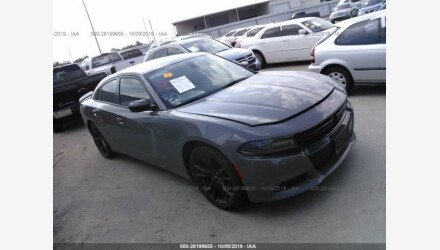 2018 Dodge Charger SXT for sale 101240012