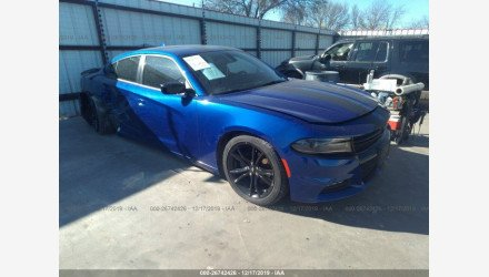 2018 Dodge Charger SXT Plus for sale 101291860