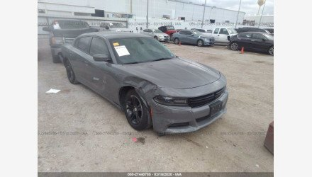 2018 Dodge Charger SXT for sale 101351205