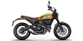 2018 Ducati Scrambler Classic specifications