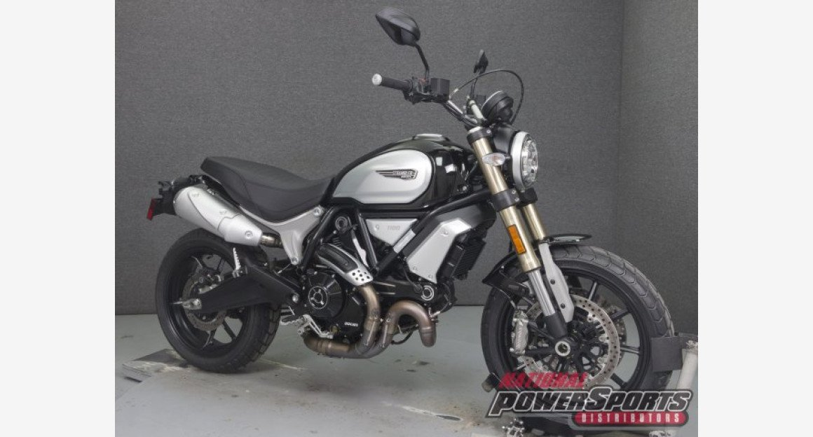 2018 Ducati Scrambler for sale 200591072