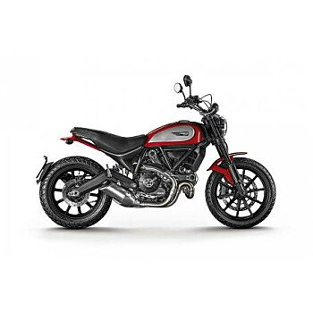 2018 Ducati Scrambler for sale 200592699