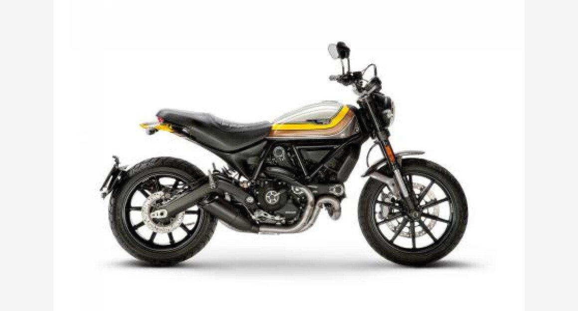 2018 Ducati Scrambler for sale 200619339