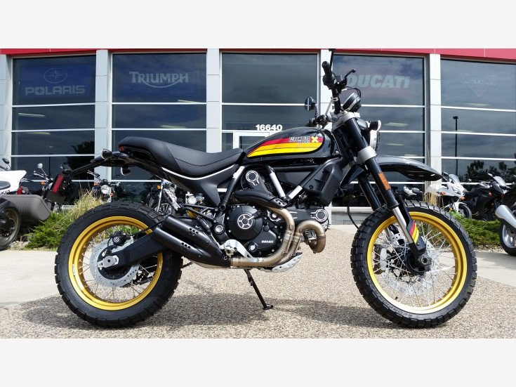 2018 Ducati Scrambler For Sale Near Lakeville Michigan 55044