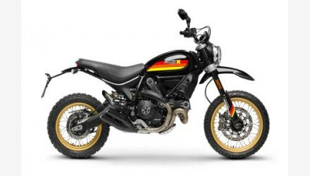 2018 Ducati Scrambler for sale 200638836