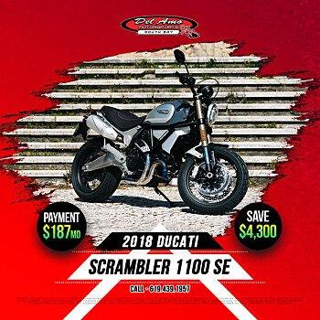 2018 Ducati Scrambler for sale 200713498