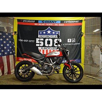 2018 Ducati Scrambler for sale 200785673