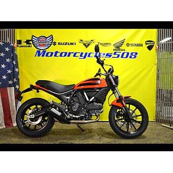 2018 Ducati Scrambler Sixty2 for sale 200917897