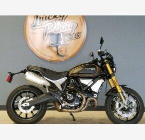 2018 Ducati Scrambler 1100 Sport for sale 201008495