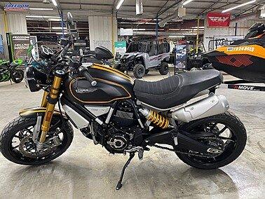 2018 Ducati Scrambler 1100 Sport for sale 201058125