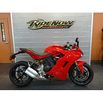 2018 Ducati Supersport 937 for sale 200657029