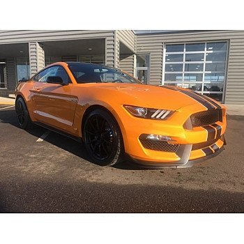 2018 Ford Mustang Shelby GT350 Coupe for sale 100934967
