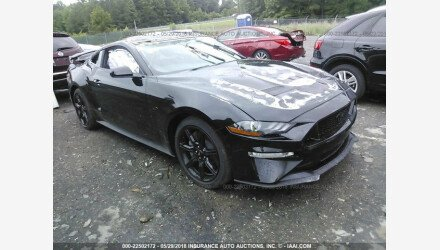 2018 Ford Mustang GT Coupe for sale 101015935