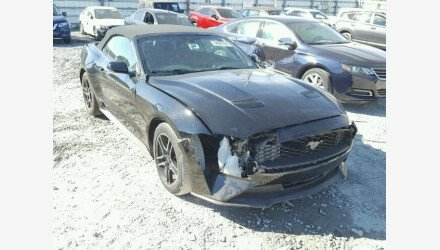 2018 Ford Mustang for sale 101067483